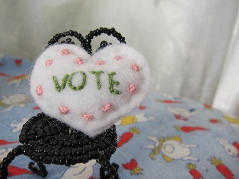 Vote chair