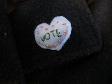 Vote coat